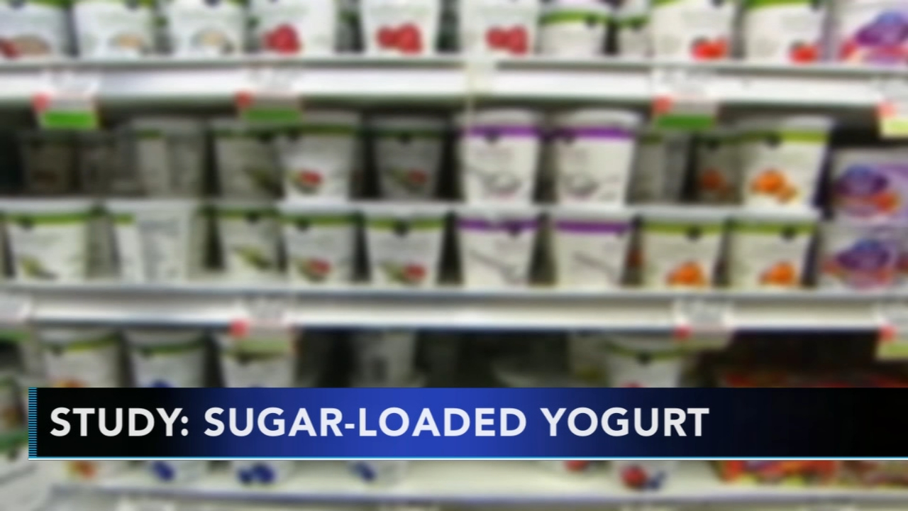 Study: Yogurt loaded with sugar. Tamala Edwards reports during Action News Mornings on September 20, 2018.