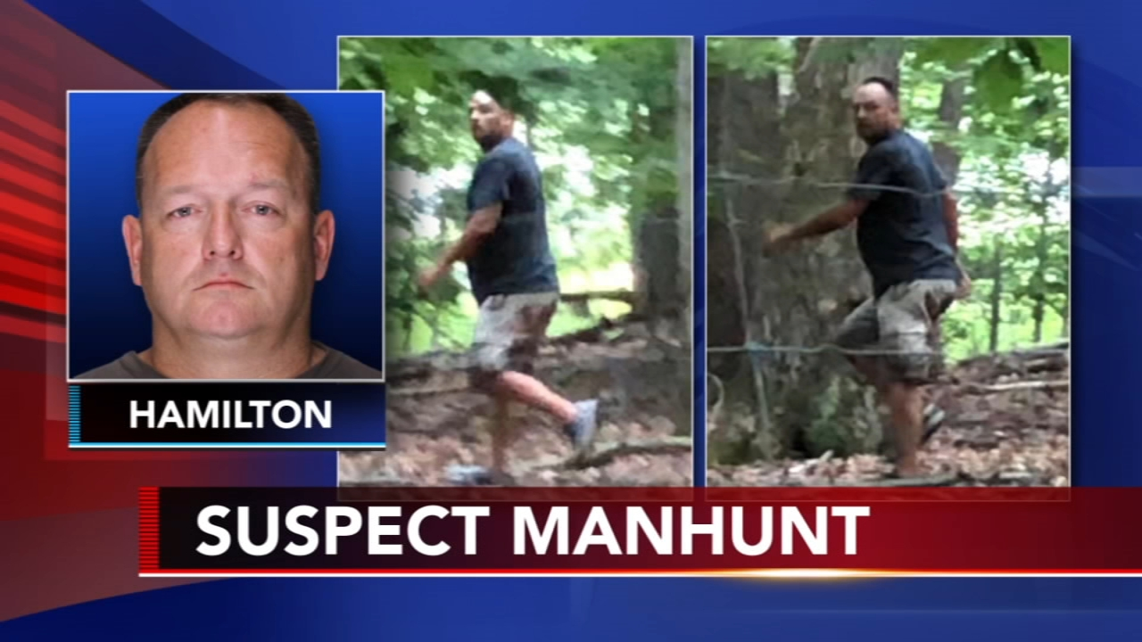 Suspect wanted for sex offenses against minors spotted in New Hope. Watch the report from Dann Cuellar on Action News at 10 p.m. on September 21, 2018.