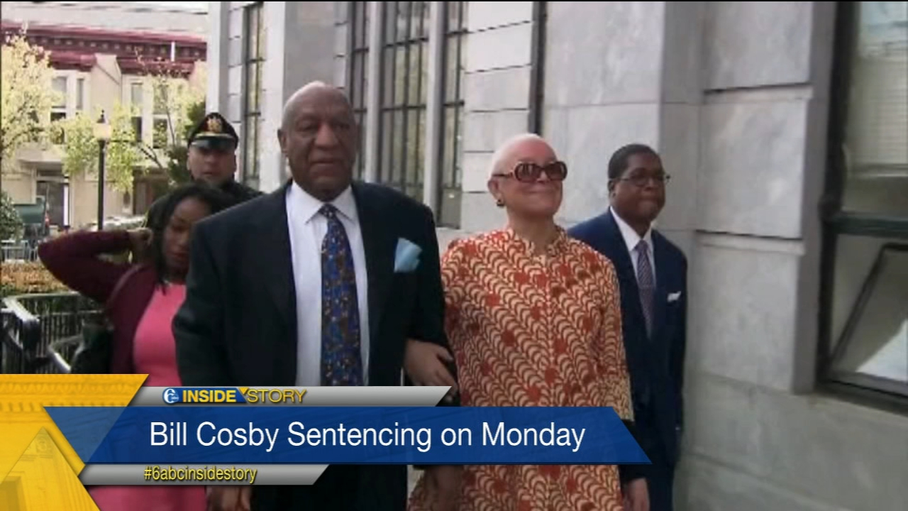 The Insiders discuss the upcoming Cosby sentencing and memories of the MOVE tragedy as Mayor Wilson Goode gets a street named after him.