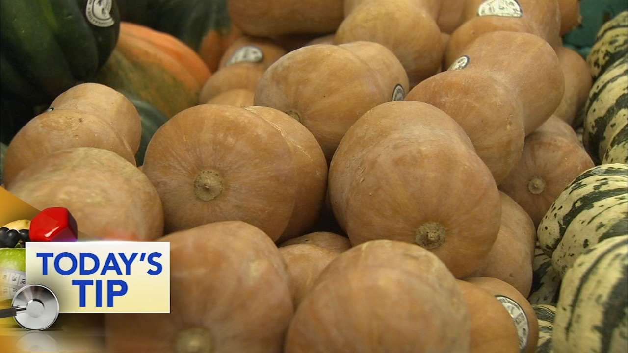 Kathleen from Whole Foods introduces you to the Honeynut BUtternut Squash.