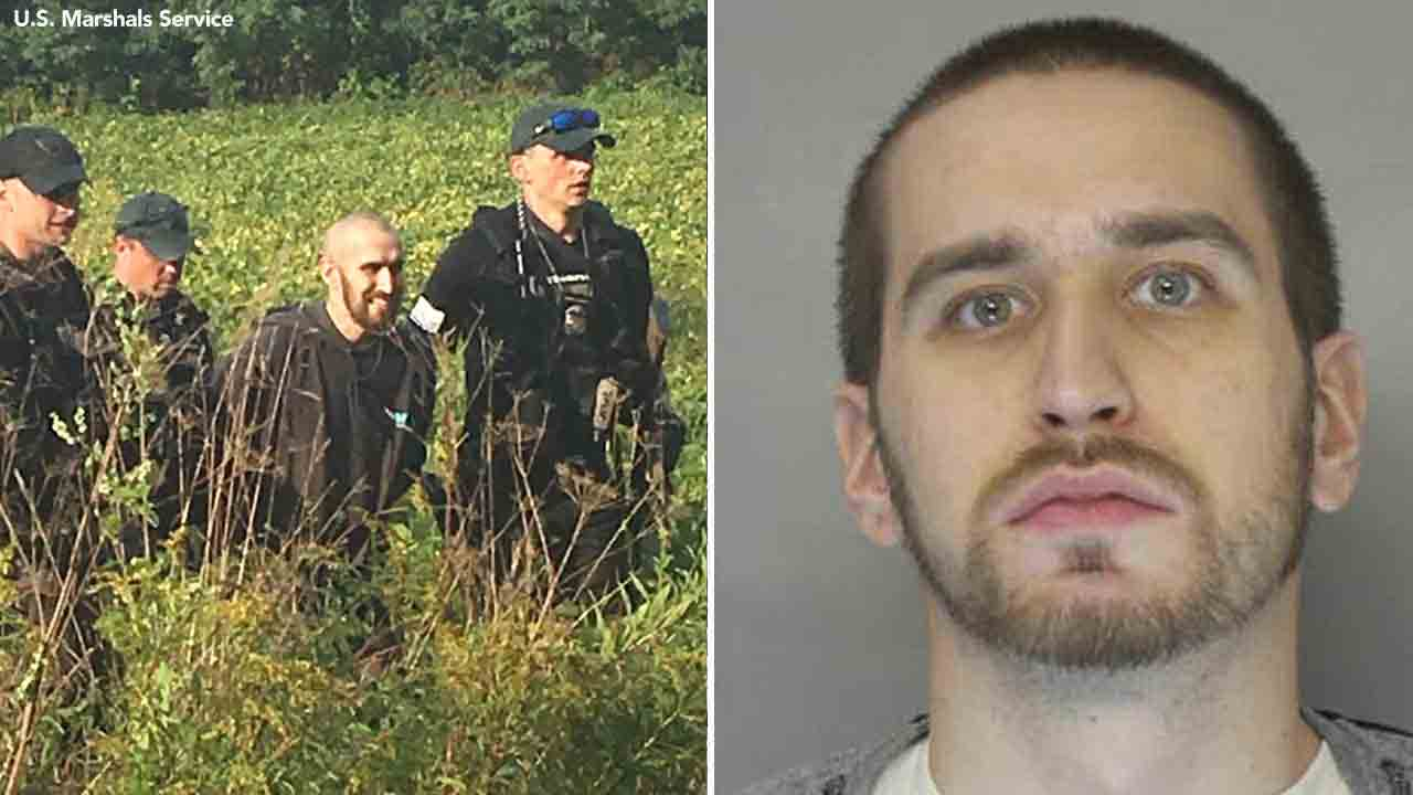 Shawn Christy, accused of threatening President Trump, caught in Ohio