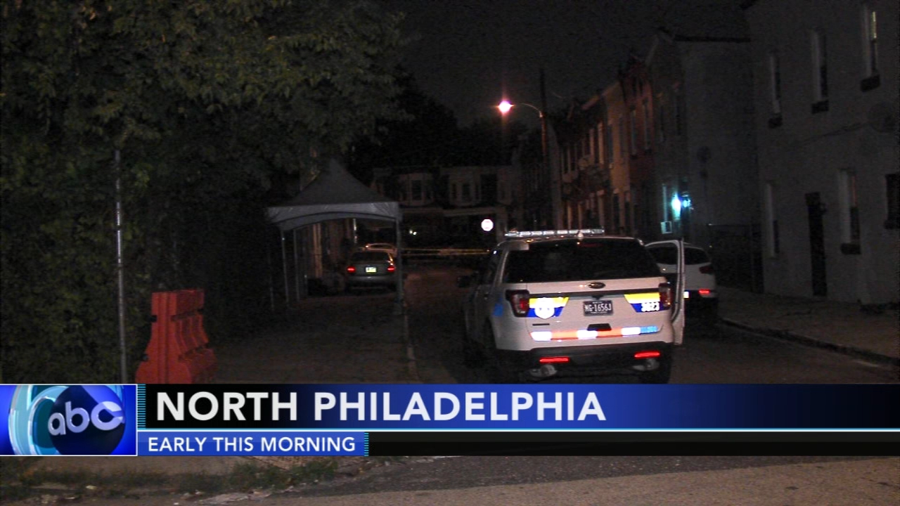 2 critical following shooting in North Philadelphia. Alicia Vitarelli reports during Action News at 6 a.m. on September 22, 2018.