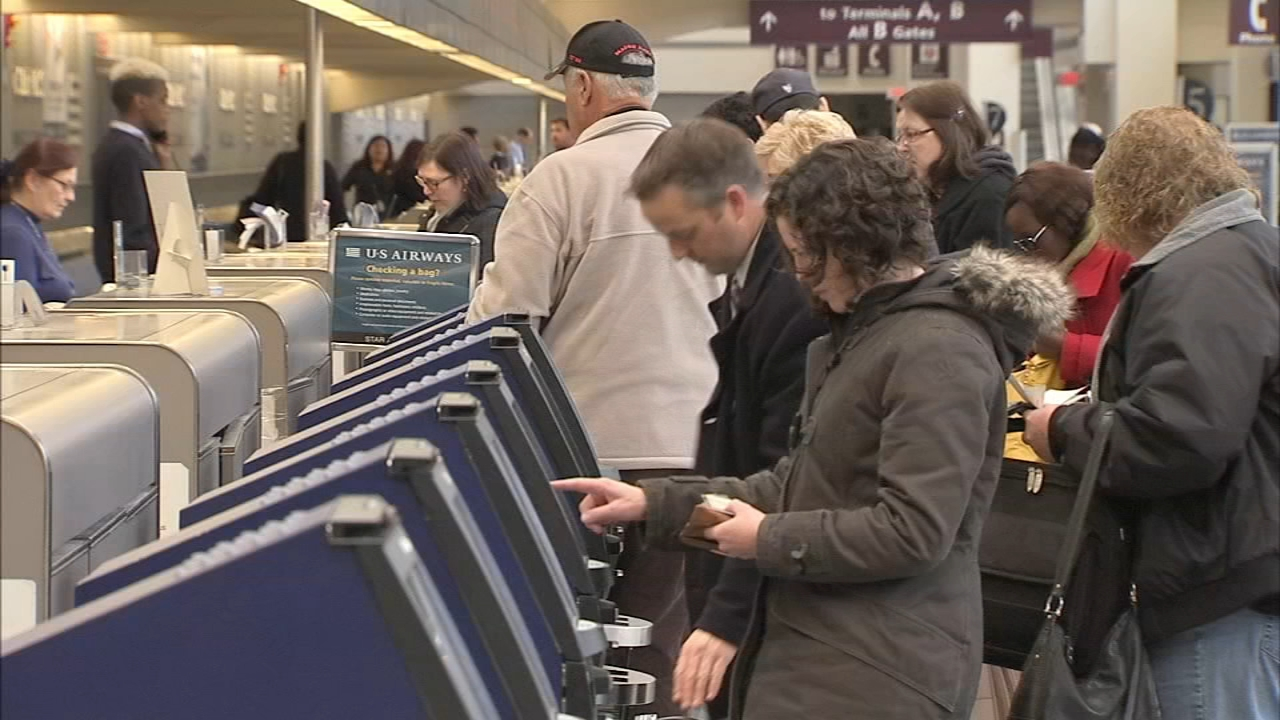 Philadelphia International Airport ranked low in passenger satisfaction survey. Alicia Vitarelli reports during Action News at 6 a.m. on September 22, 2018.