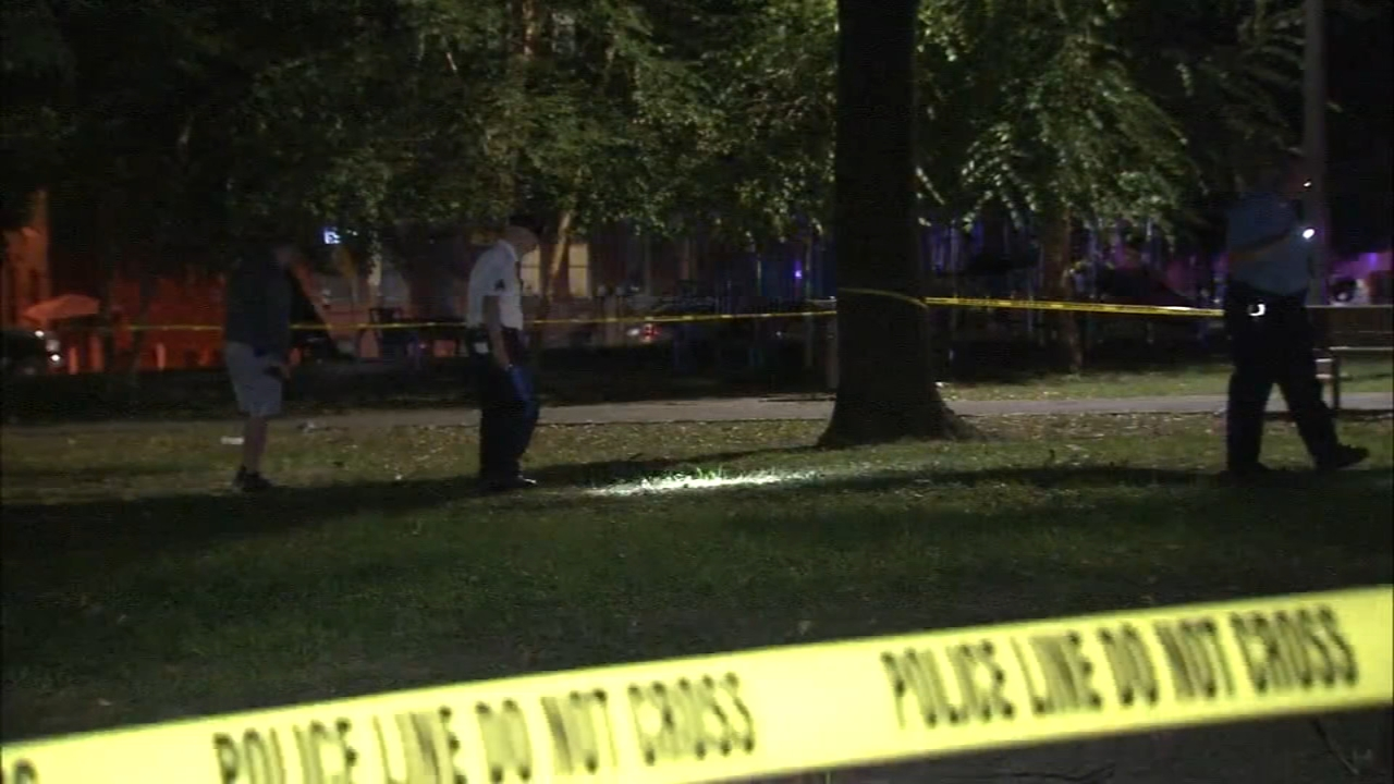 Teen critical after shooting in Kensington. Christie Ileto reports during Action News at 10 p.m. on September 22, 2018.