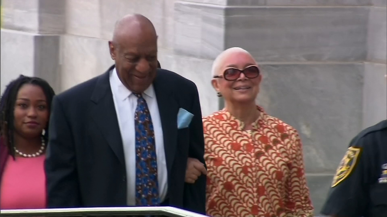 Cosby sentencing set for Monday: as senn on Action News at 10 p.m., September 23, 2018