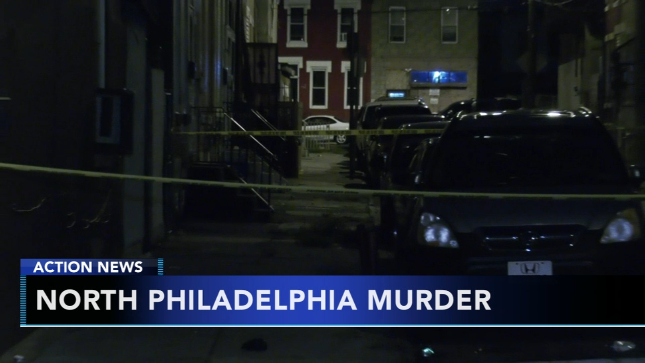 Man fatally shot in neck in North Philadelphia. Nydia Han reports during Action News at noon on September 23, 2018.