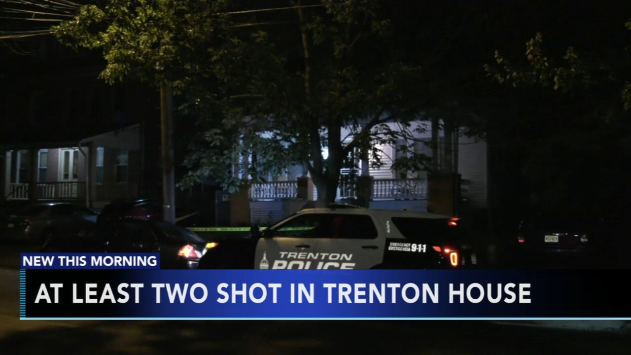 2 wounded after shooting in Trenton. Jeannette Reyes reports during Action News at 6 a.m. on September 23, 2018.