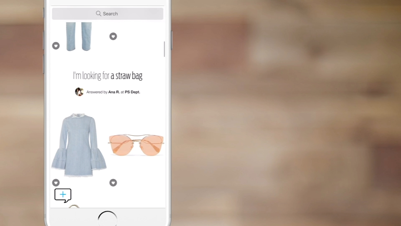 Whats the Deal: Shop smarter with tech-based fashion apps - Alicia Vitarelli reports during Action News at 4pm on September 24, 2018.