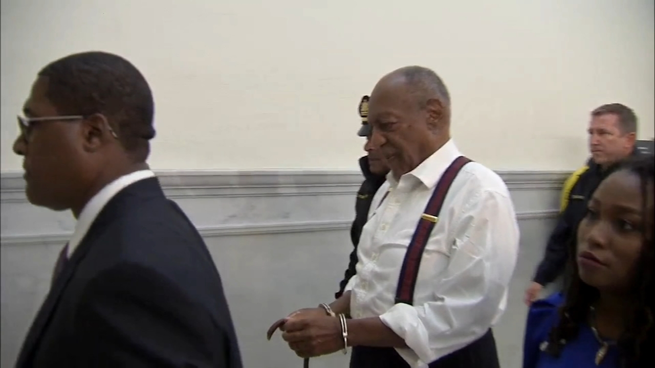 Bill Cosby sentenced to 3 to 10 years in prison for sexual assault. Watch the report from John Rawlins on Action News at 4 p.m. on September 25, 2018.