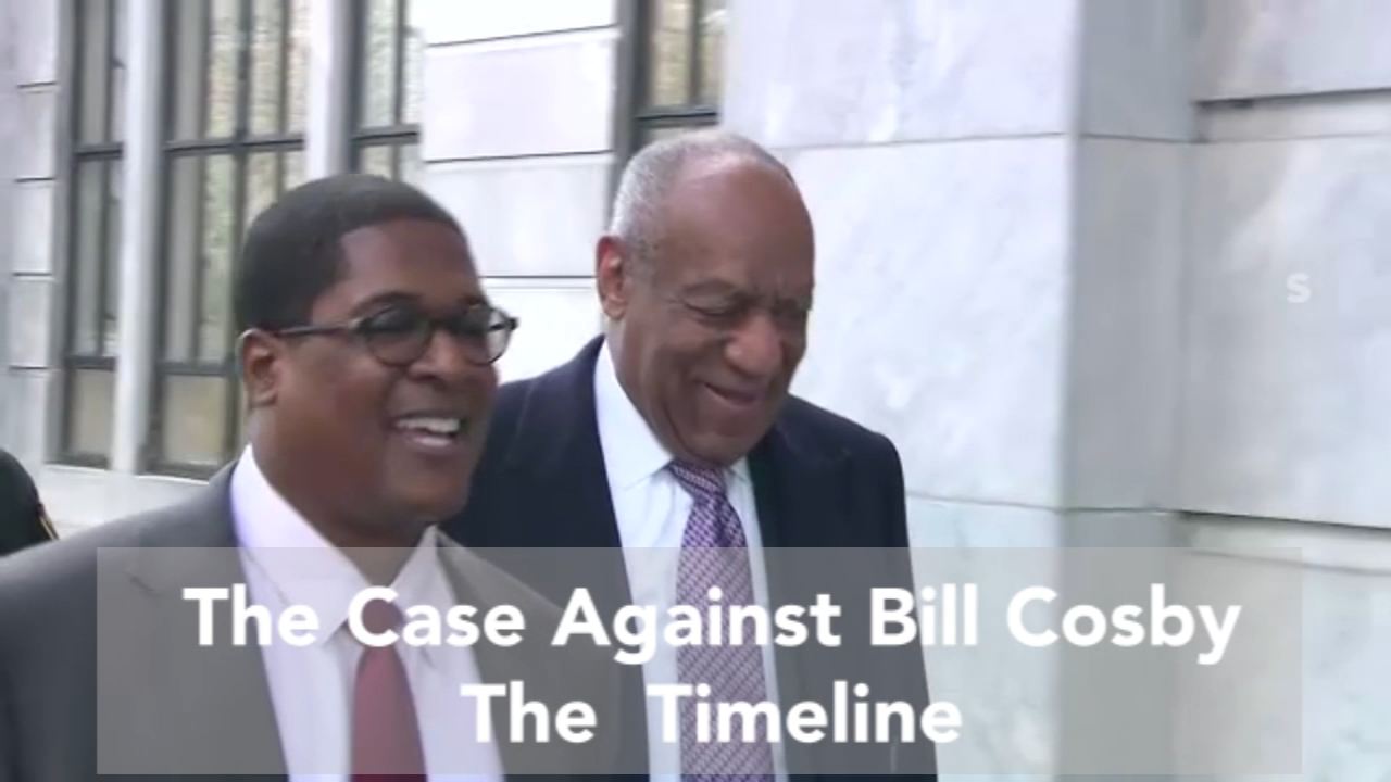 Timeline of the Case Against Bill Cosby, September 25, 2018