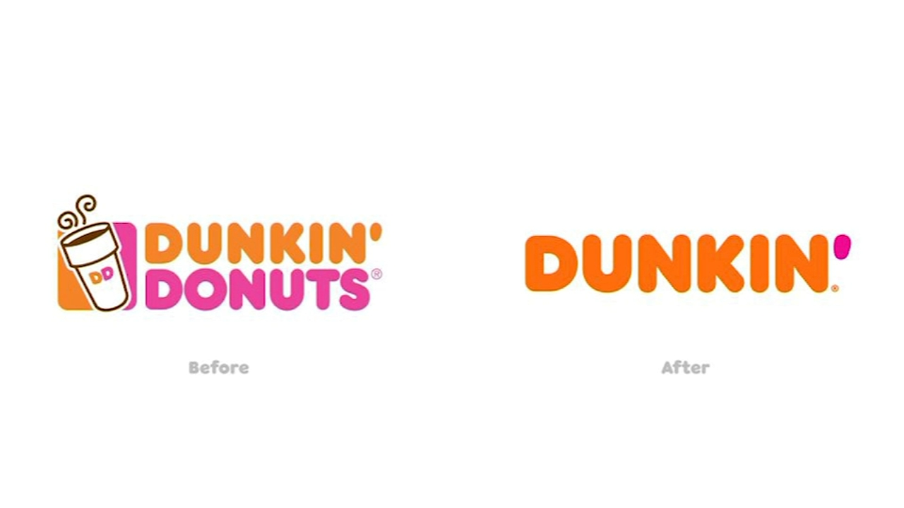 Dunkin dropping the Donuts. Jim Gardner reports during Action News at 11 p.m. on September 25, 2018.