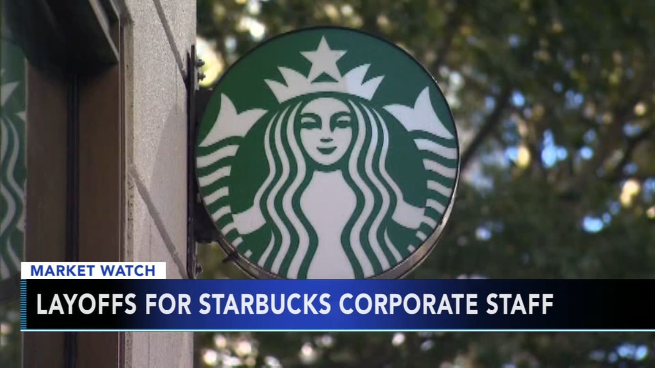 Layoffs for Starbucks corporate staff. Maribel Aber reports during Action News Mornings on September 25, 2018.