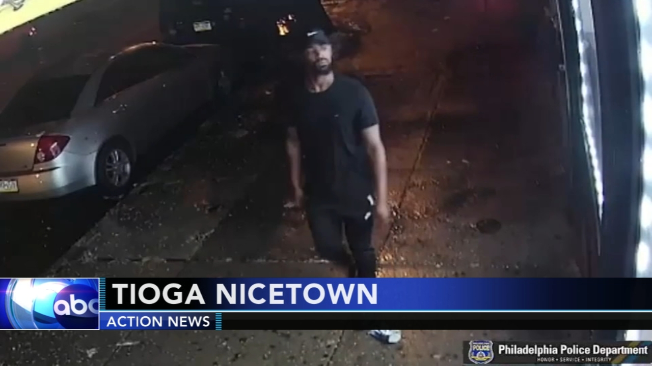 Suspect sought for shooting incident in Tioga-Nicetown. Sarah Bloomquist reports during Action News at 12 p.m. on September 26, 2018.