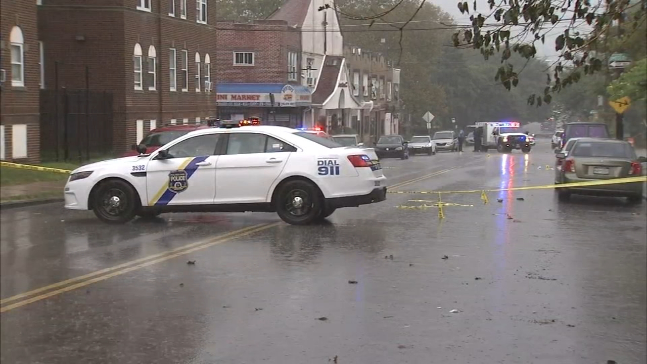 Deadly shooting in West Oak Lane. Gray Hall reports during Action News Mornings on September 26, 2018.