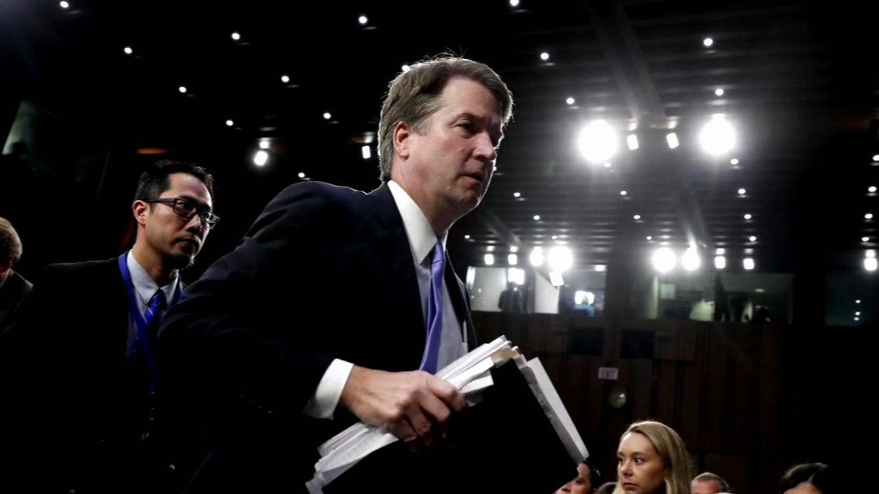 High drama in Senate as Kavanaugh-Ford hearing nears. Lana Zak reports during Action News Mornings on September 27, 2018.