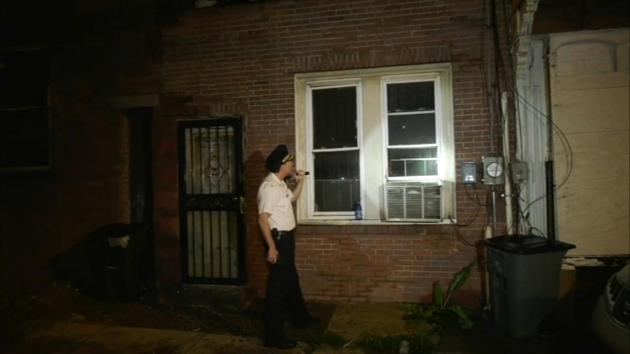 Teen shot when bullets strike North Philadelphia home. Jeannette Reyes reports during Action News Mornings on September 27, 2018.