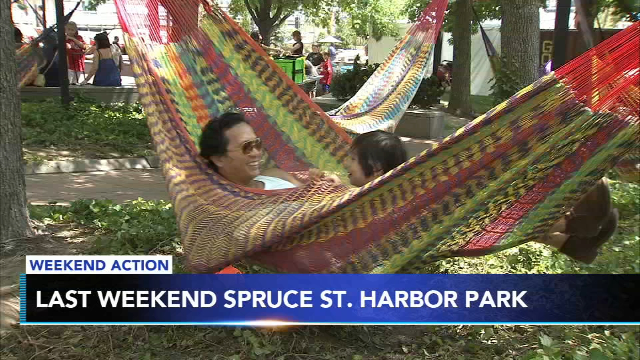 This weekend, its the last call for Spruce Street Harbor Fest, Oktoberfest celebrations and the Puerto Rican Day Parade.