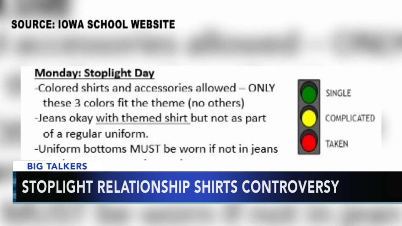 Louisiana school under fire for calling on students to dress based on relationship status. Alicia Vitarelli reports during Action News at 4 p.m. on September 28, 2018.