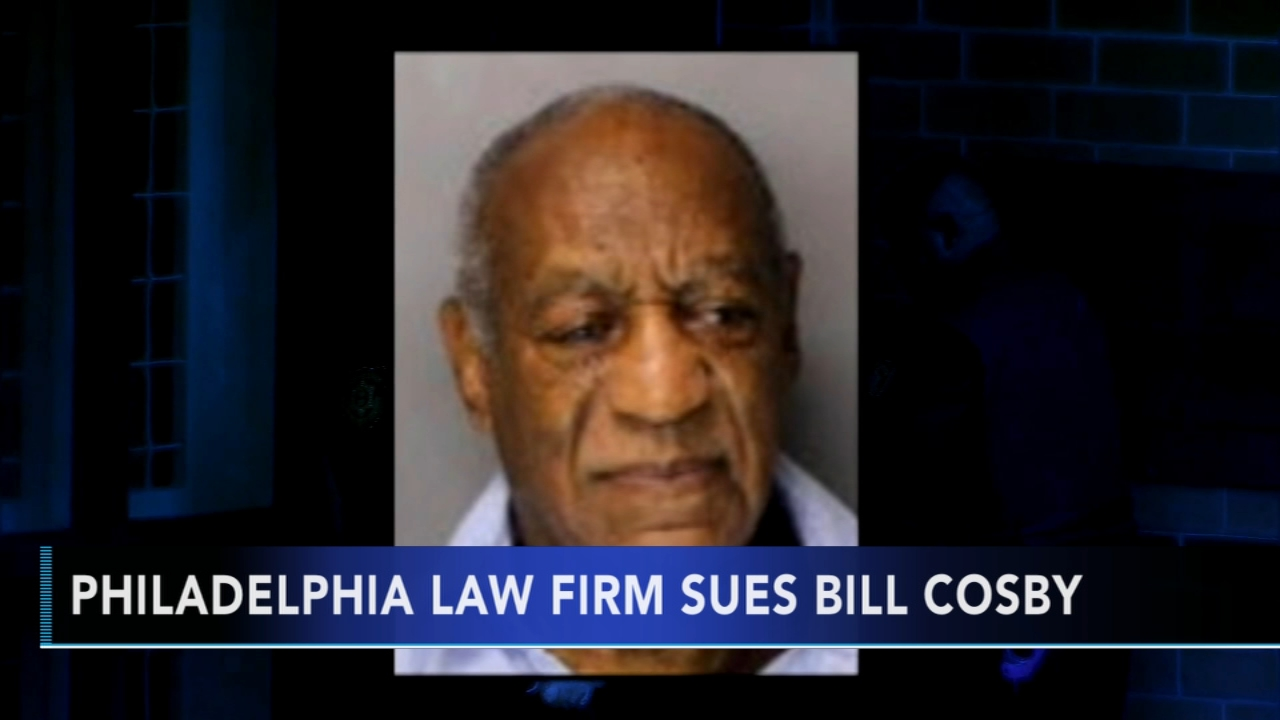 Bill Cosby sued by law firm over unpaid legal fees. Gray Hall reports during Action News at 6 a.m. on September 29, 2018.