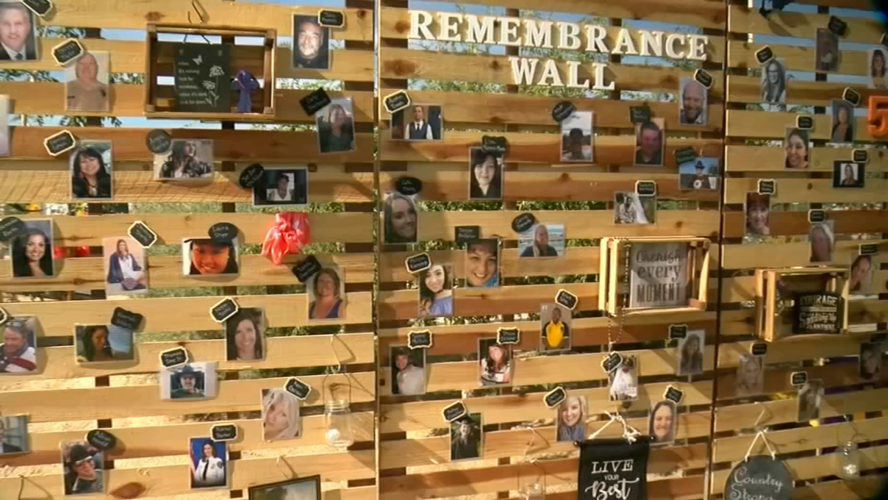 Las Vegas shooting victims remembered during survivor reunion. Nydia Han reports during Action News at 6 a.m. on September 30, 2018.