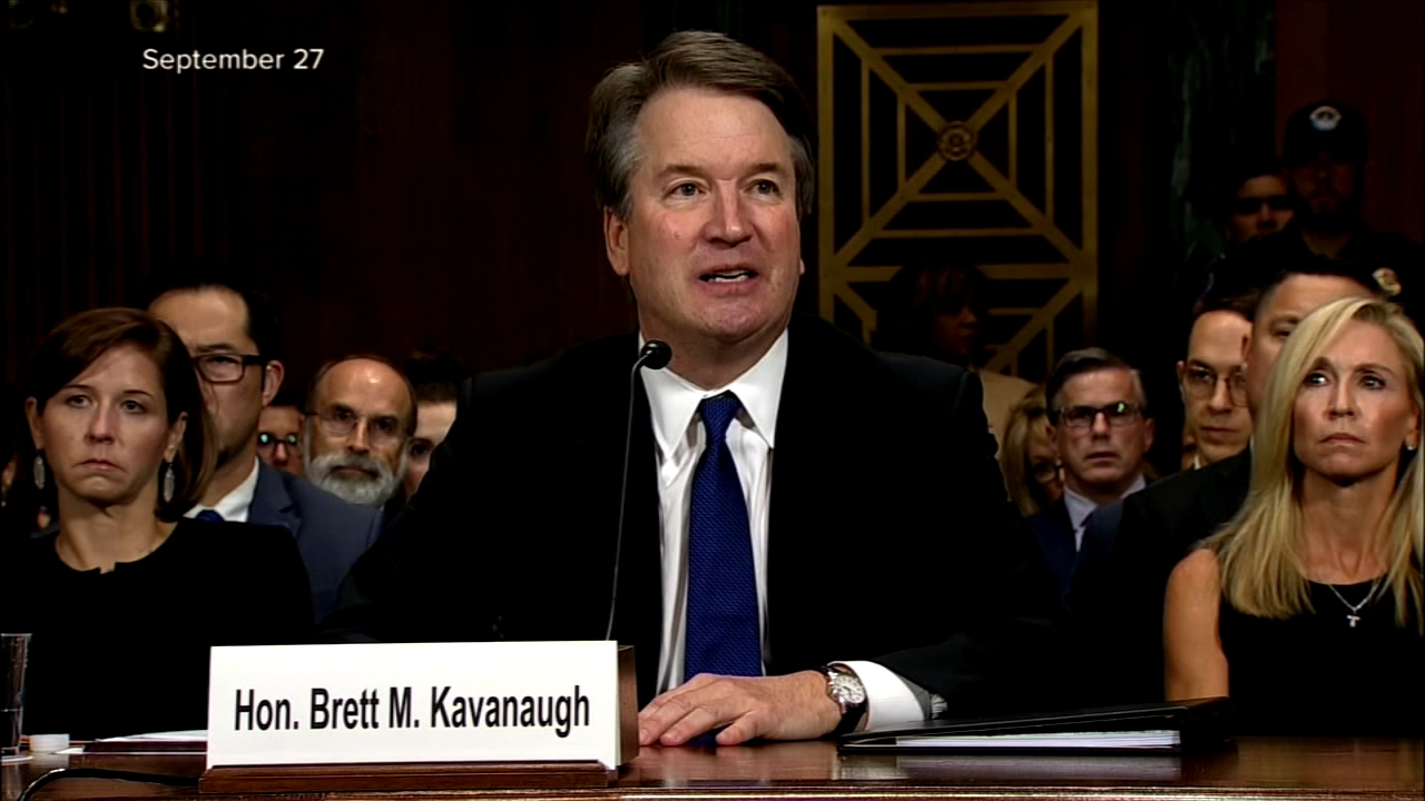 Yale classmate recalls Kavanaugh as frequent, heavy drinker. Emily Rau reports during Action News Mornings on October 1, 2018.
