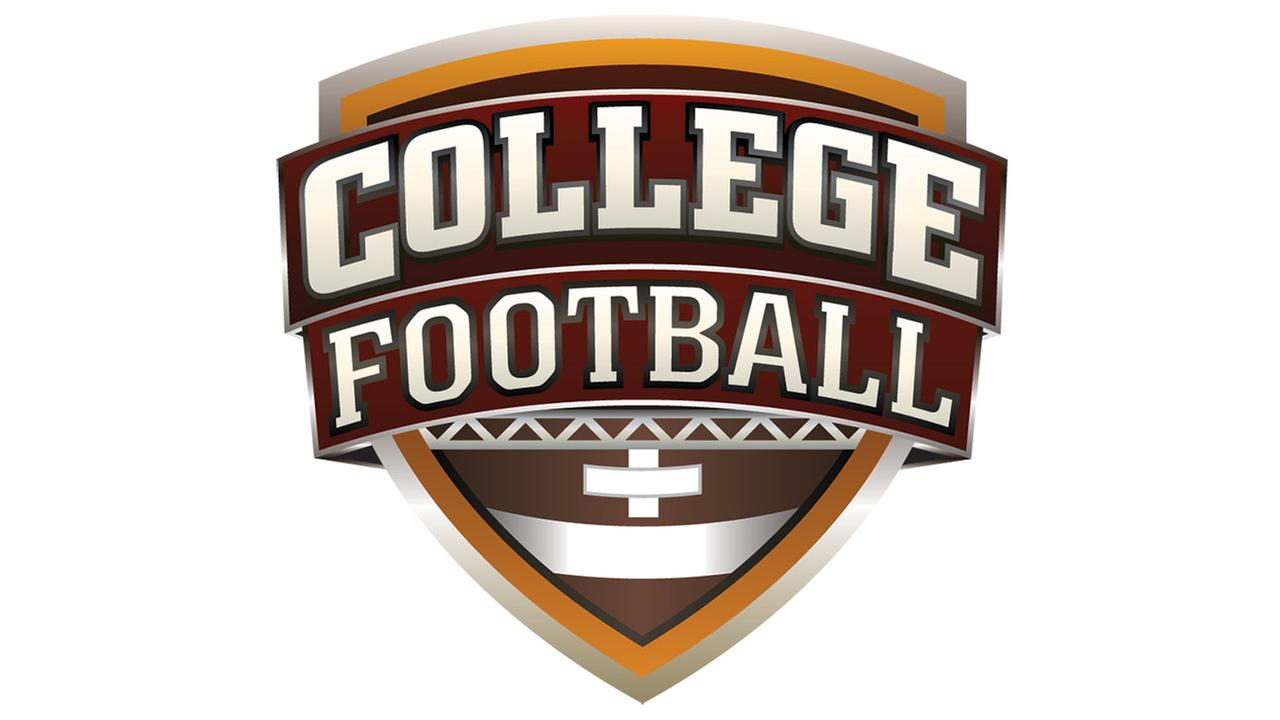 6ABC College Football Schedule for September 26th 2015