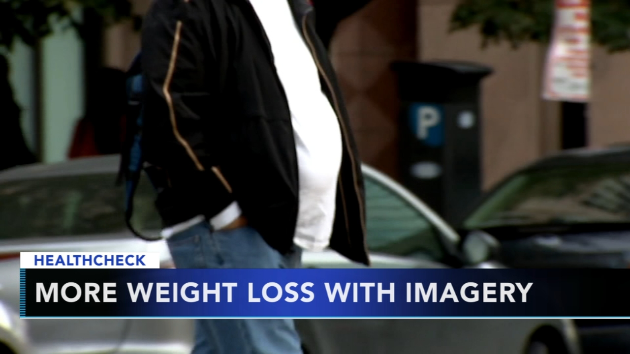 Lose weight by thinking it, study says. Tamala Edwards reports during Action News Mornings on October 2, 2018.