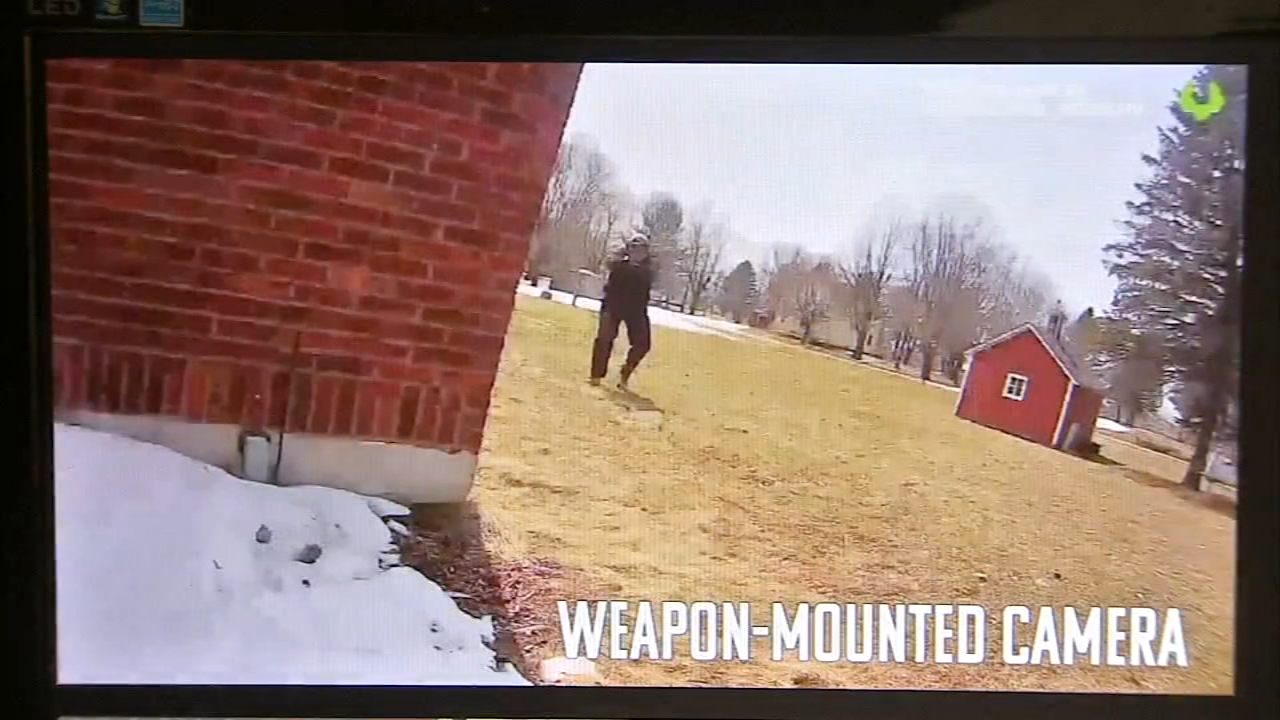 Gun-mounted police cameras in Pa. Matt ODonnell reports during Action News Mornings on October 3, 2018.