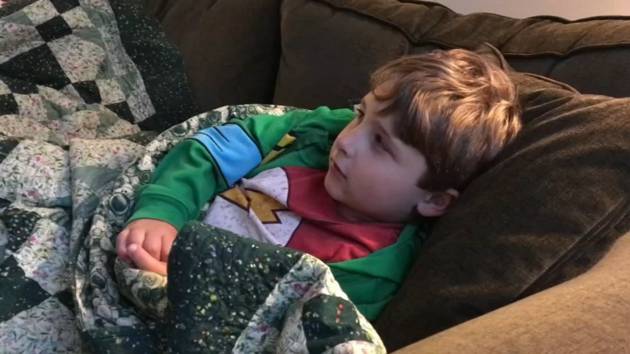 Consumer Reports: When you should keep your sick kids home - Ali Gorman reports during Action News at 5pm on October 3, 2018.