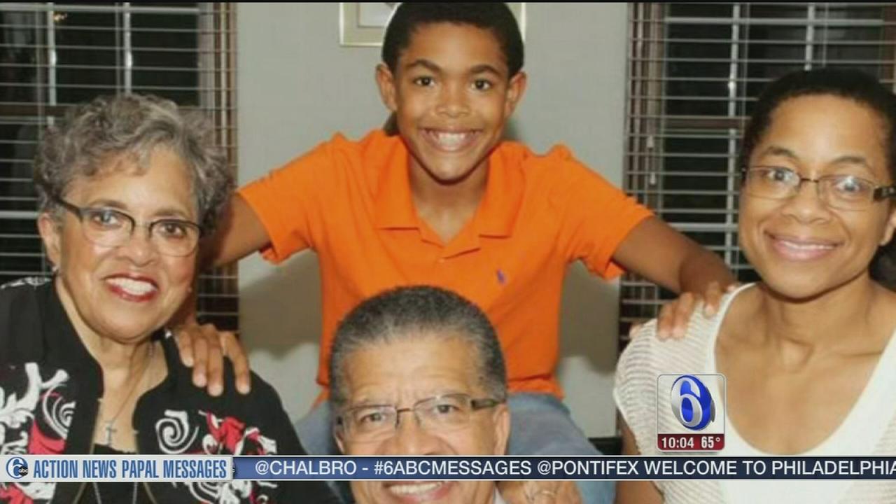 VIDEO: Local family participates in Mass
