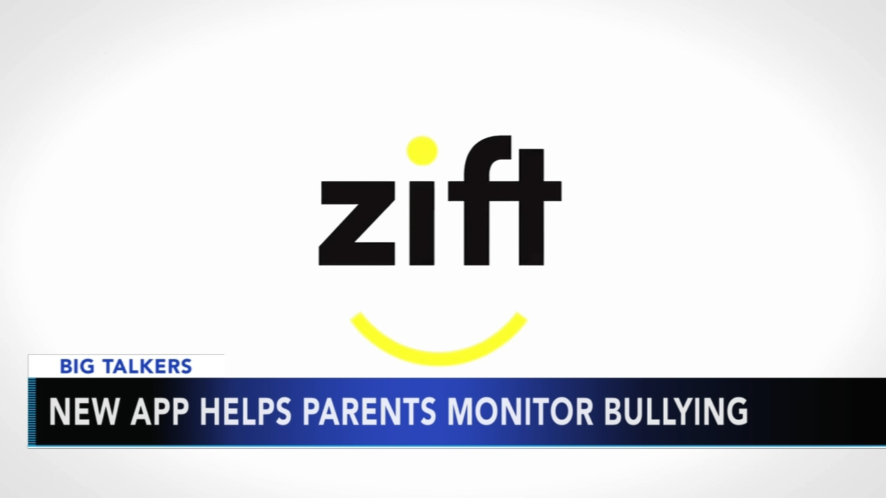 New app allows parents to monitor childrens cell phone usage. Alicia Vitarelli reports during Action News at 4 p.m. on October 4, 2018.