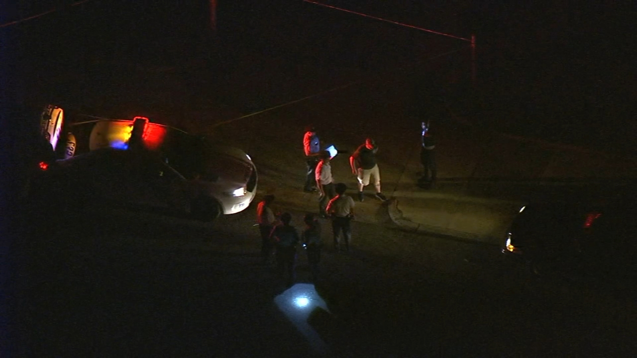Man killed in Fox Chase drive-by shooting. Matt ODonnell reports during Action News Mornings on October 4, 2018.