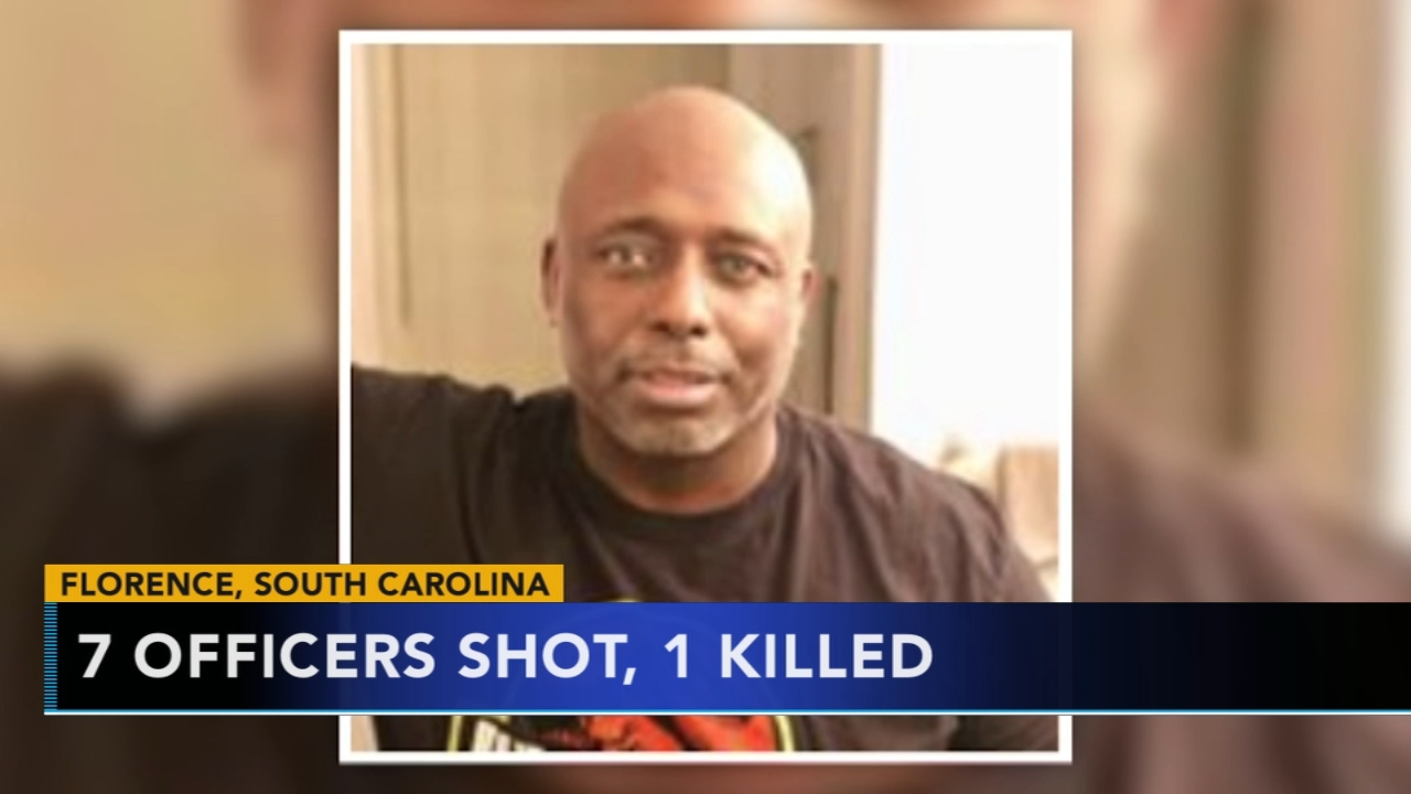Officer killed, 6 others wounded in South Carolina. Tamala Edwards reports during Action News Mornings on October 4, 2018.