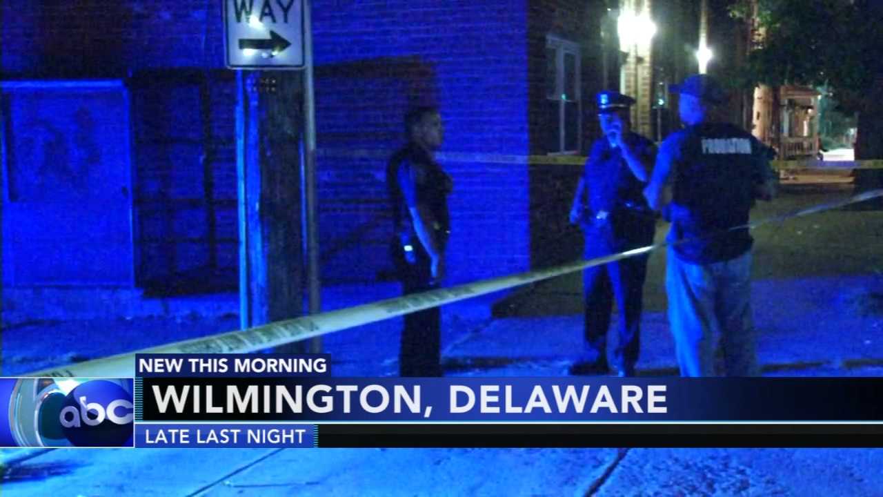 Man shot in Wilmington. Matt ODonnell reports during Action News Mornings on October 4, 2018.