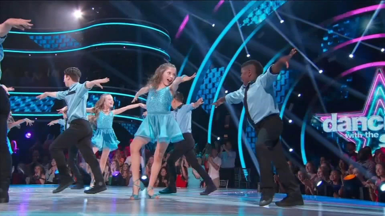 Dancing with Stars: Juniors premiers this Sunday on 6abc. Watch the repot from Action News at 12:30 p.m. on October 5, 2018.
