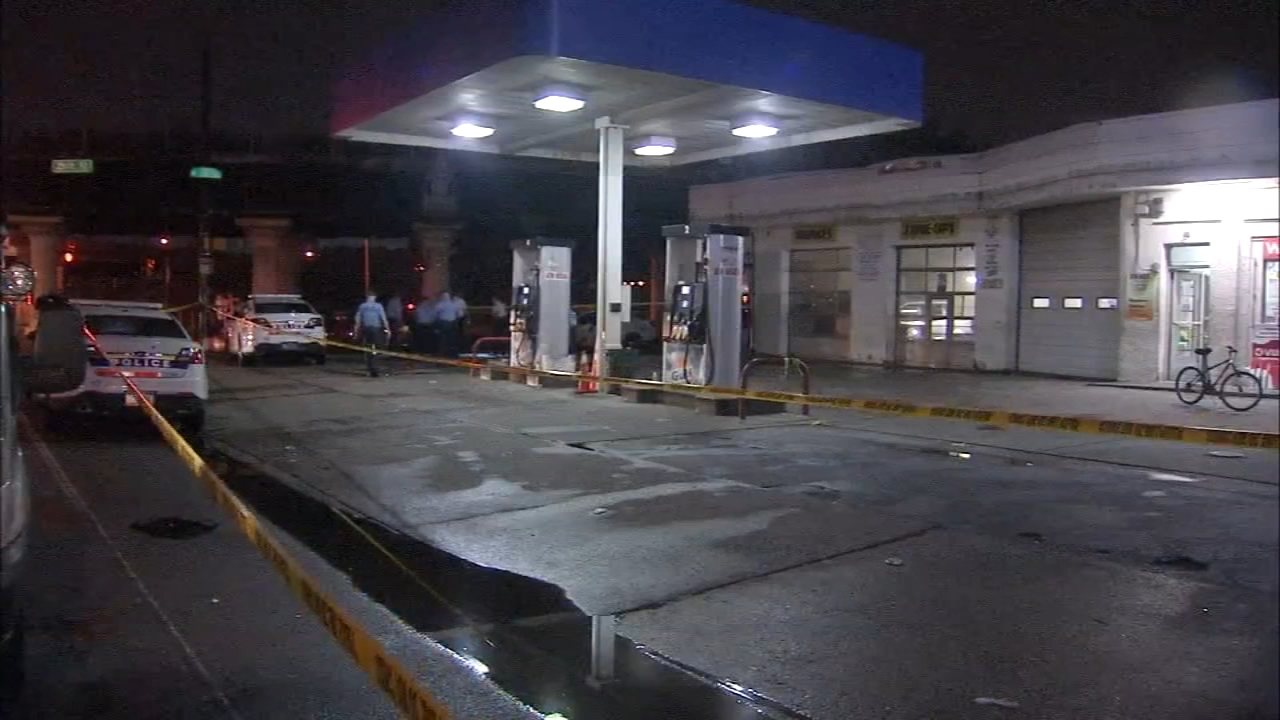 . Teenager killed in South Philadelphia gas station shooting. Jeannette Reyes reports during Action News at 12:30 p.m. on October 5, 2018.