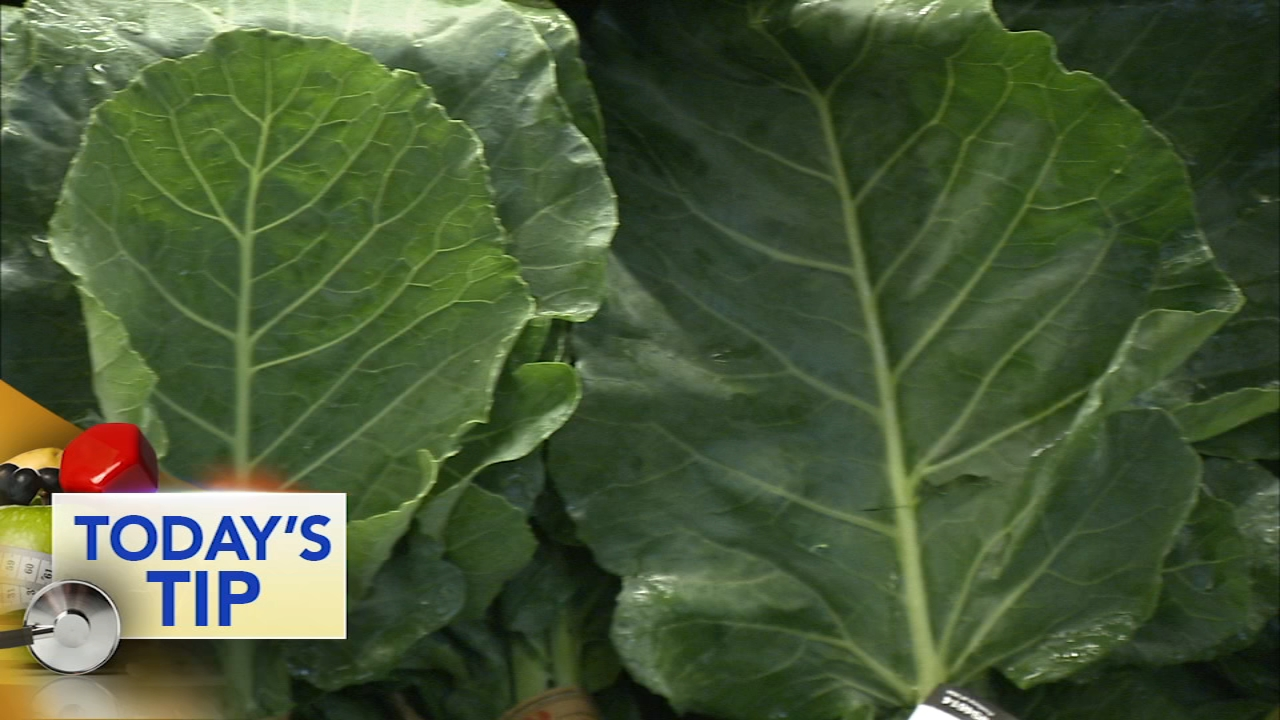 Kathleen from Whole Foods has some tricks on using collard greens to make your next meal.