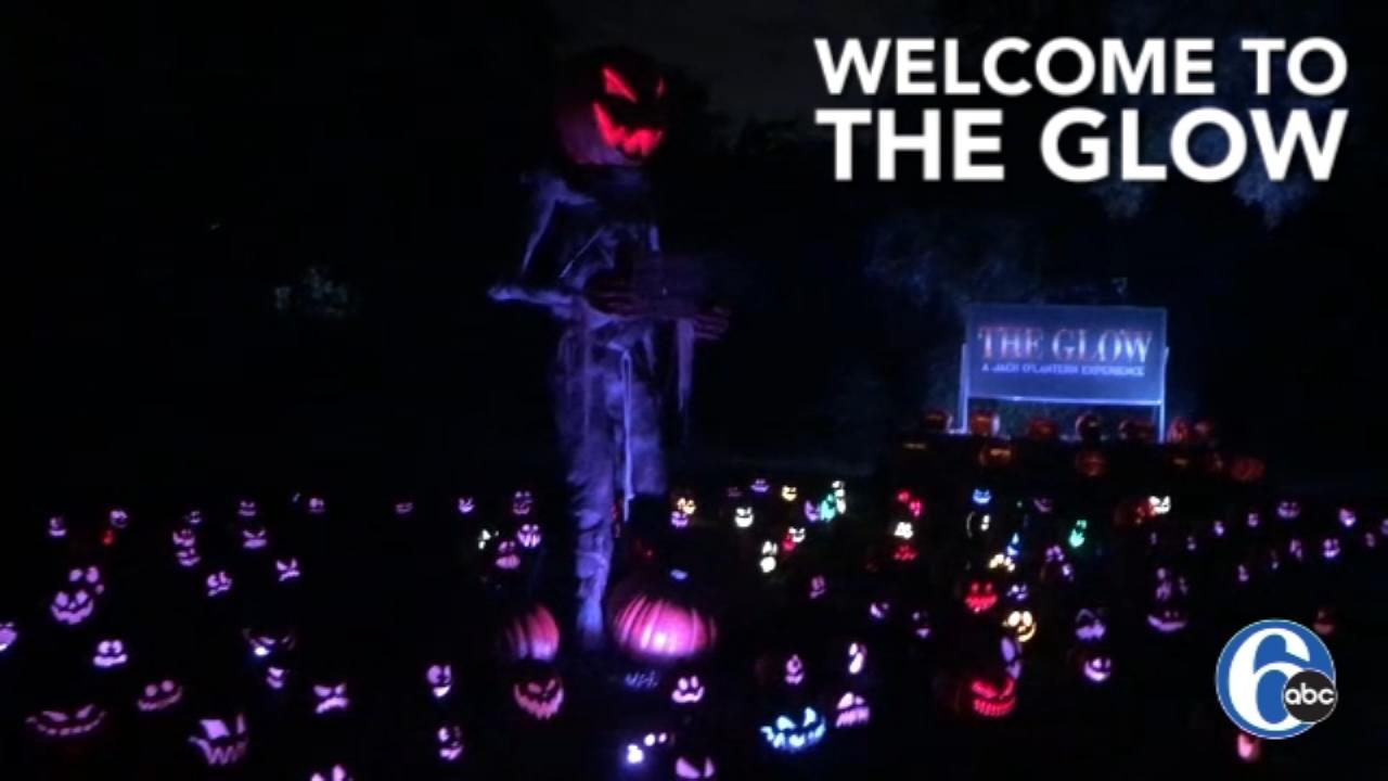 The Glow Jack OLantern Experience illuminates Fairmount Park. Watch the report from 6abc.com on October 5, 2018.