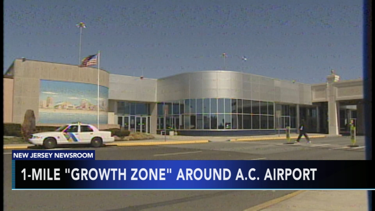 Governor Murphy signs law establishing growth zone around Atlantic City airport. Gray Hall reports during Action News at 6 a.m. on October 6, 2018.