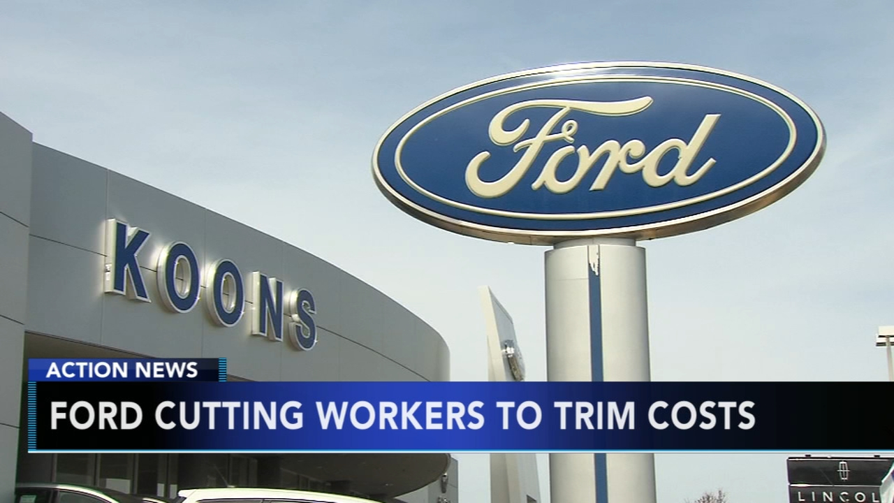 Ford Motor Company cutting jobs in order to trim costs. Gray Hall reports during Action News at 6 a.m. on October 6, 2018.
