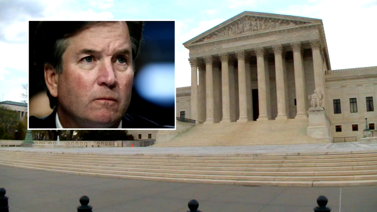 Legal community reacts to Kavanaughs confirmation. Annie McCormick reports during Action News at 11:30 p.m. on October 6, 2018.