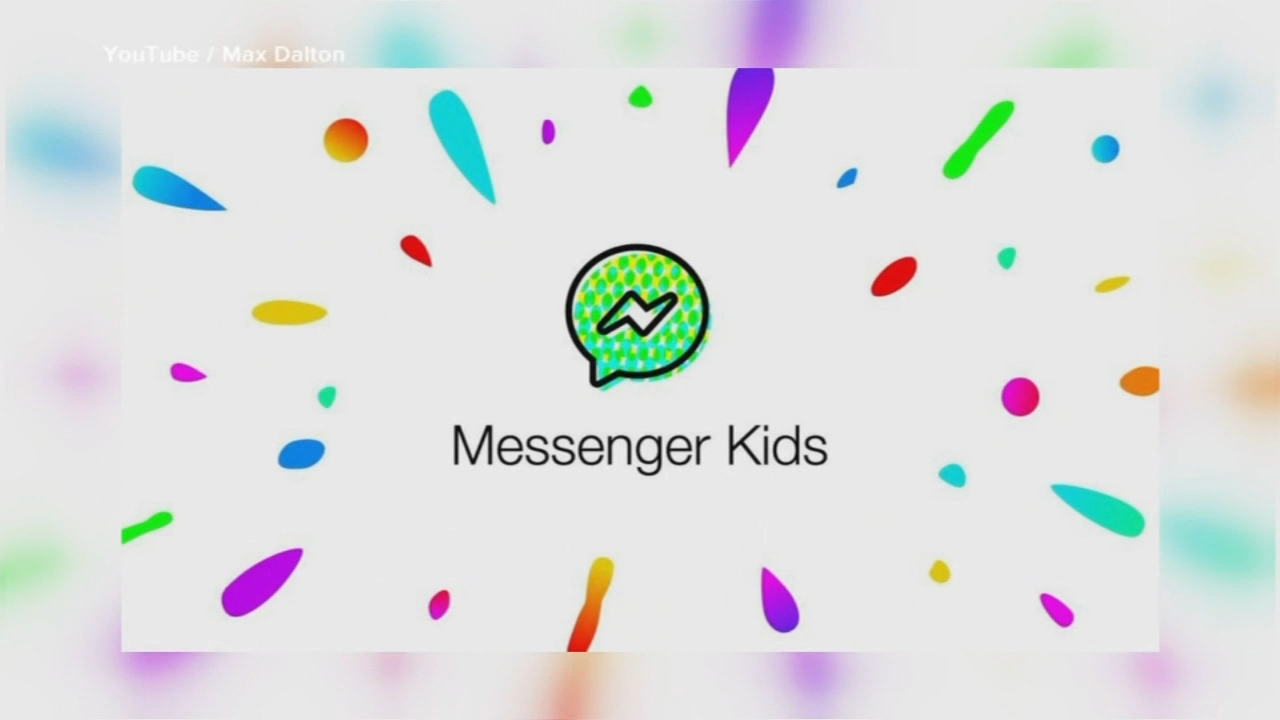 FTC complaint says Facebook allegedly collecting data on children with Messenger Kids. Nydia Han reports during Action News at 9 a.m. on October 7, 2018.
