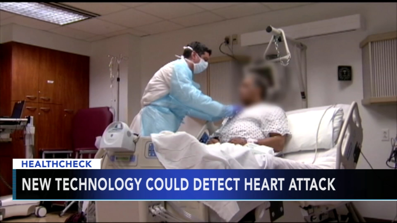New technology could help save from heart attacks years before they happen. Nydia Han reports during Action News at 9 a.m. on October 7, 2018.