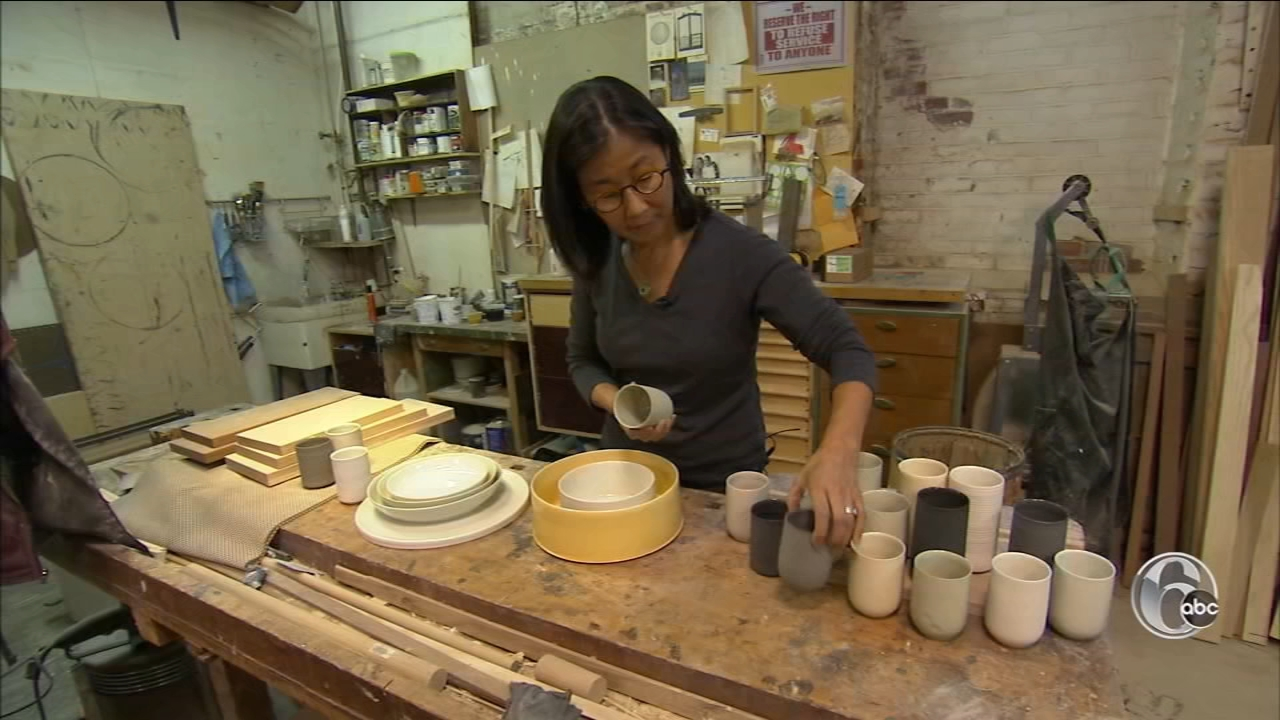 Its one of the most prestigious craft shows in the country and we got a sneak peek.