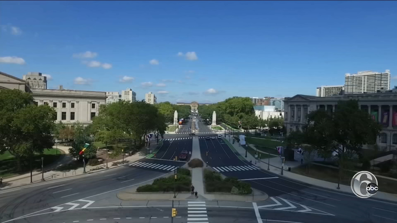 The museum District has been buzzing all year celebrating the 100th anniversary of the Benjanin Franklin Parkway.