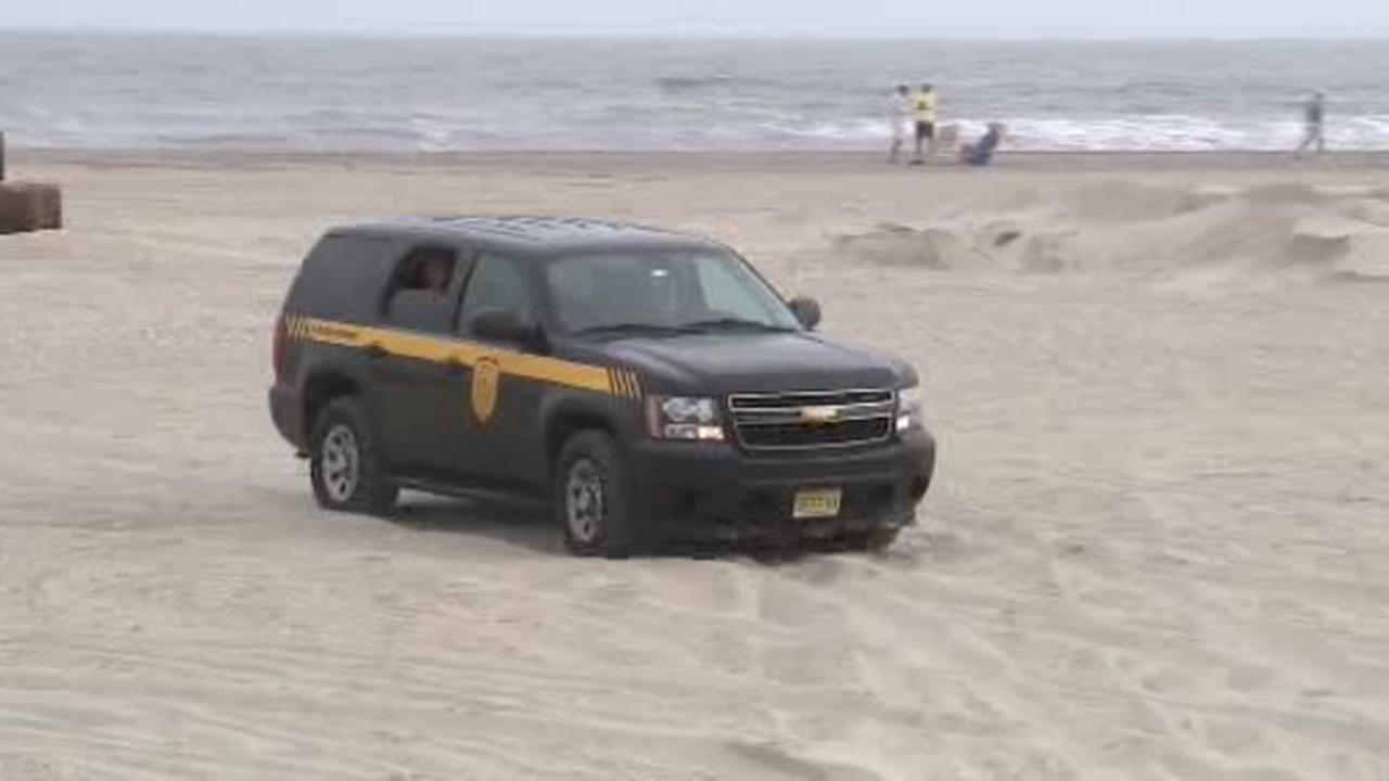 Police identify woman's body found at Ocean City beach