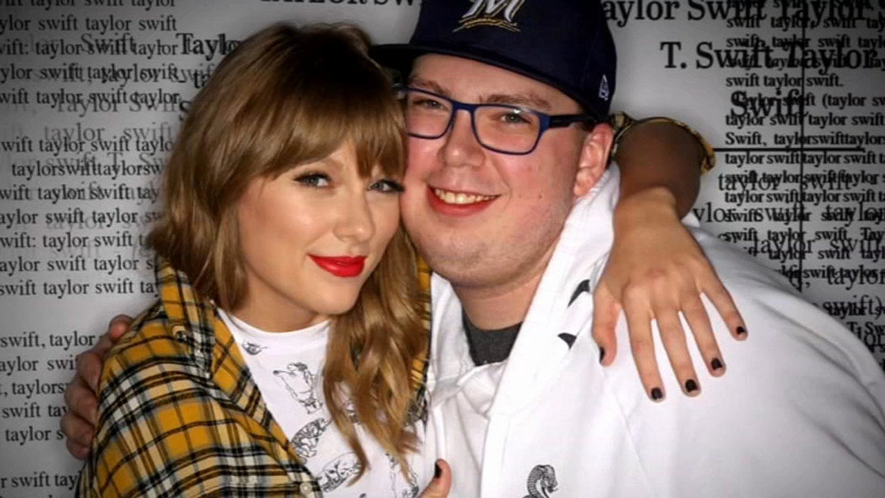 Pizza delivery driver who saved kidnapped woman meets Taylor Swift - Rick Williams reports during Action News at noon on October 9, 2018.