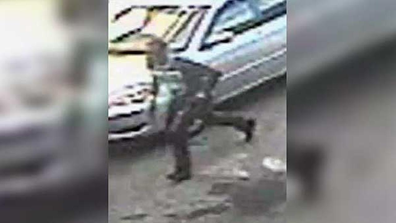 Police have released surveillance video of a shooting in West Philadelphia.