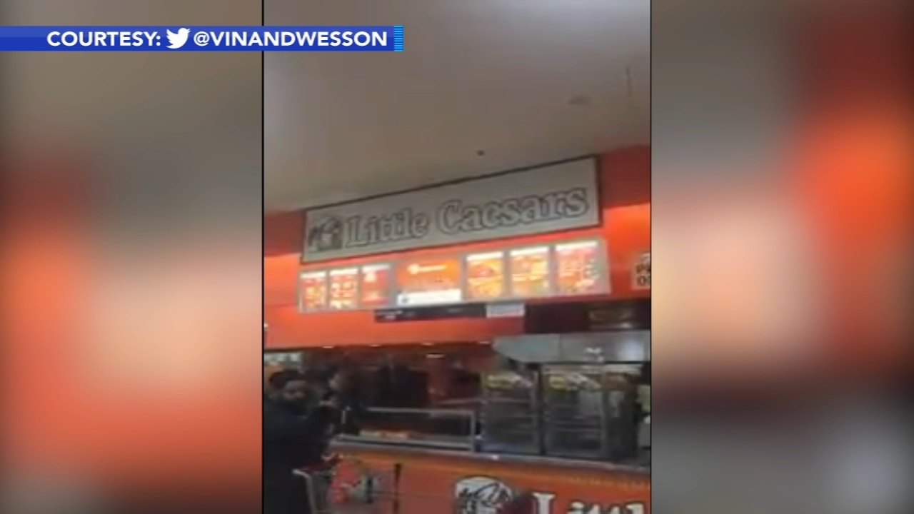 Little Caesars denies claim that they sell frozen DiGiorno pizzas as their own. Alicia Vitarelli reports during Action News at 4 p.m. on October 10, 2018.