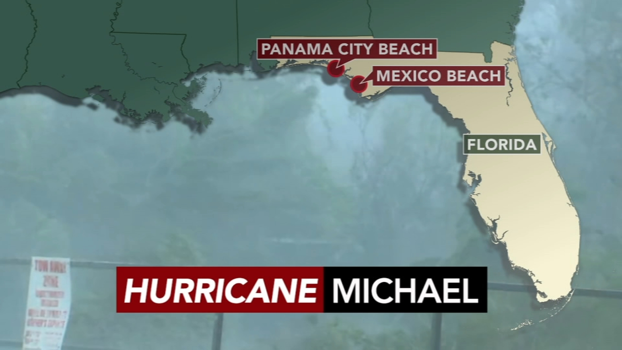 Hurricane Michael 2018 Live Video: Massive Hurricane Michael slams into Florida